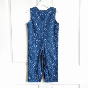 lil cactus Matching Sets - Lil Cactus Boy Navy Americana Star Shortalls